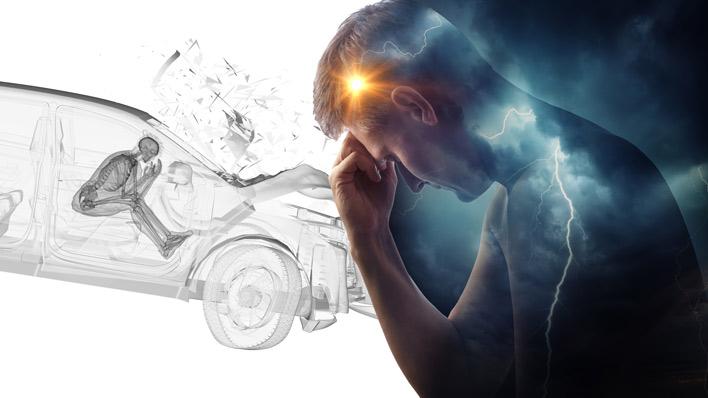 car accident symptoms - PTSD