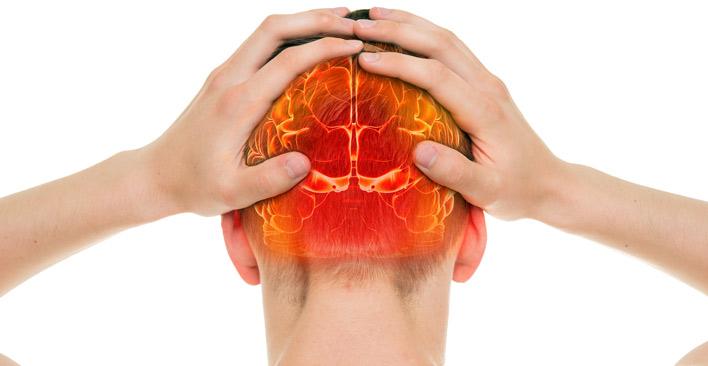 delayed accident symptoms - concussion