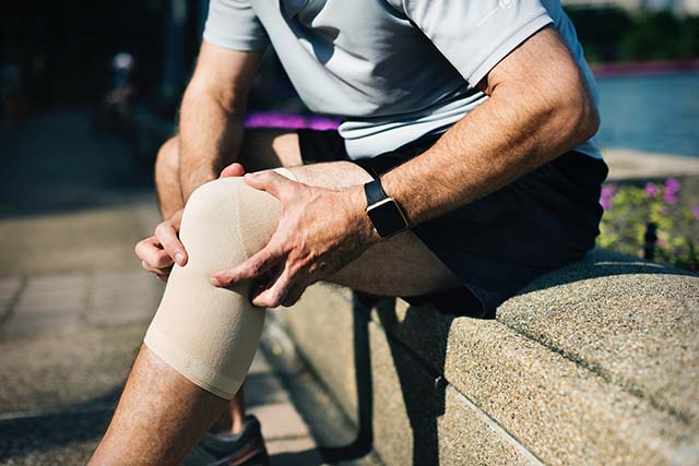 soft tissue damage can be a delayed accident symptom