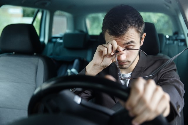drowsy driving prevention week
