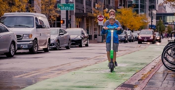Risky Behavior - e-scooters