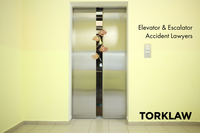 elevator escalator accident