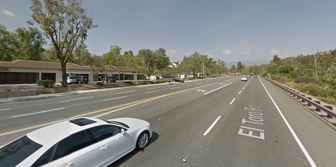 El Toro Road - Most Dangerous Roads in Orange County