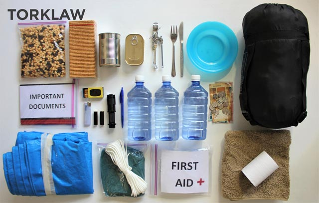 National Safety Month 2020 - emergency preparedness