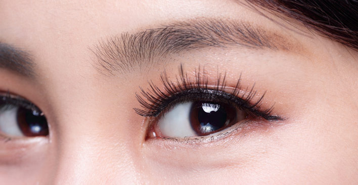 eye injury prevention - smiling eyes