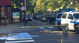 Chicago Bicycle Accident