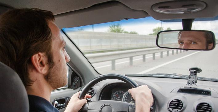 gig economy - creepy uber driver