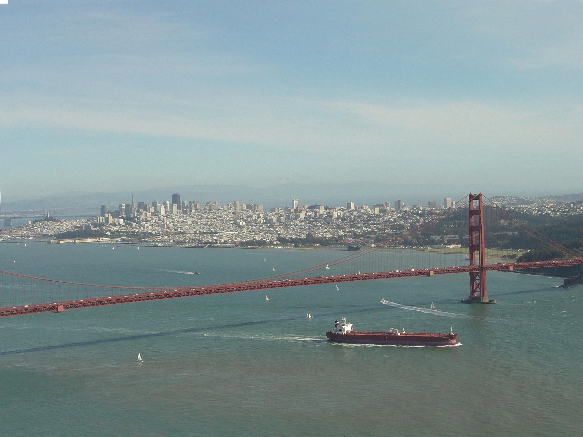 Gold Gate Bridge in San Francisco