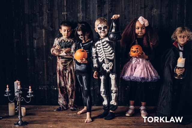 Halloween injuries-costumes