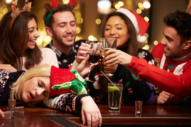 drunk driving - holiday