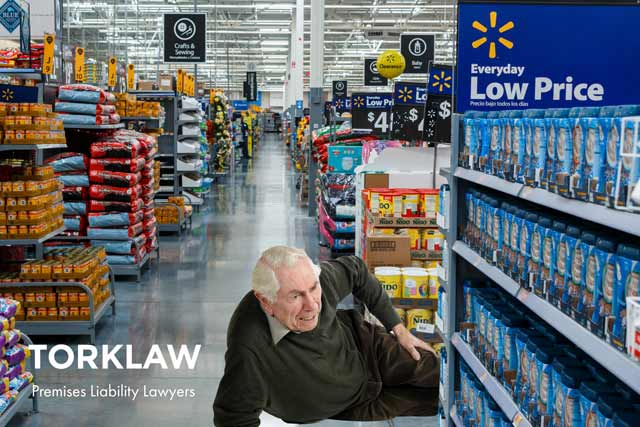 how to sue Walmart - premises liability