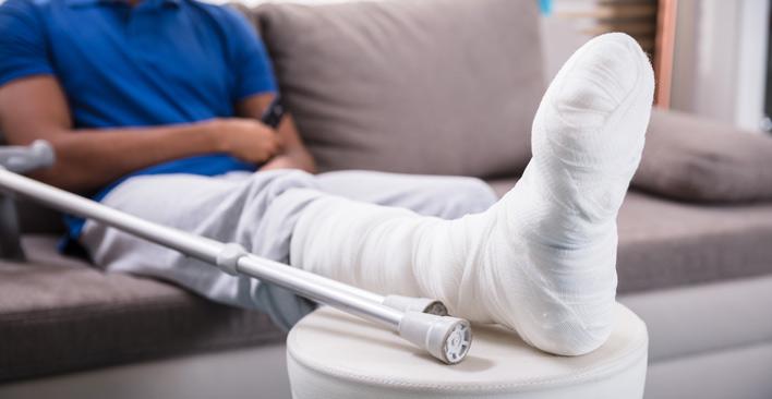 injury cases take time - MMI
