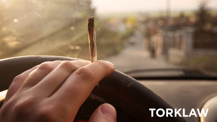 marijuana - driving under the influence
