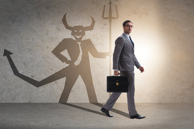 misconceptions about personal injury lawyers - evil