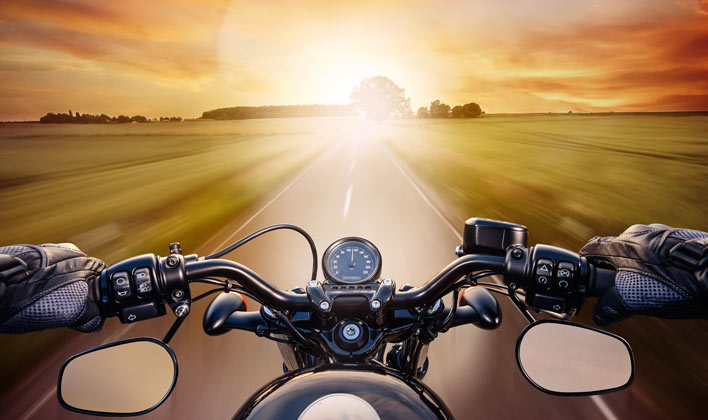 motorcycle rider insurance