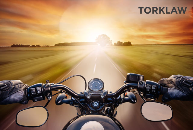 TorkLaw motorcycle accident guide