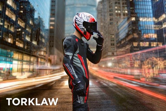 motorcycle accident guide - helmet & gear