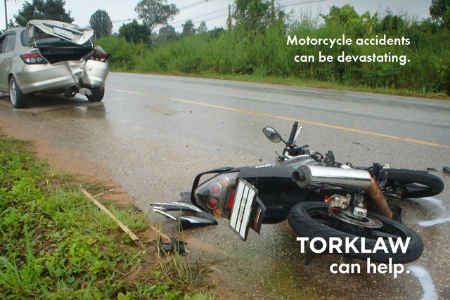 motorcycle accidents - TorkLaw