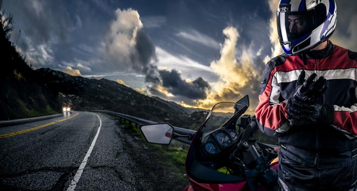Motorcycle Safety Innovations: Riding Safe into the Future