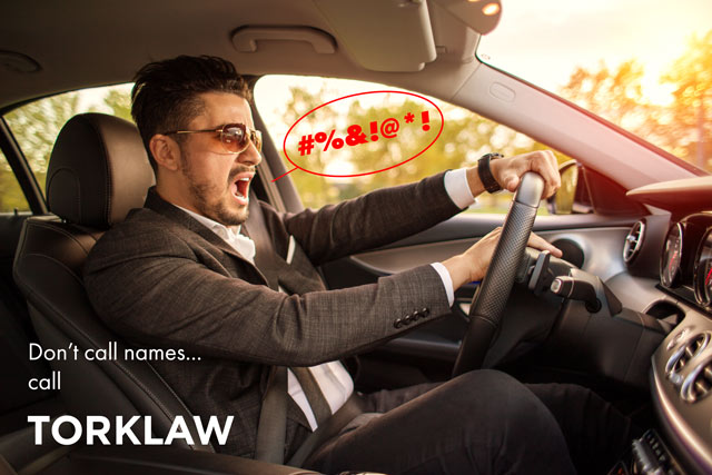 don't call names - call TorkLaw