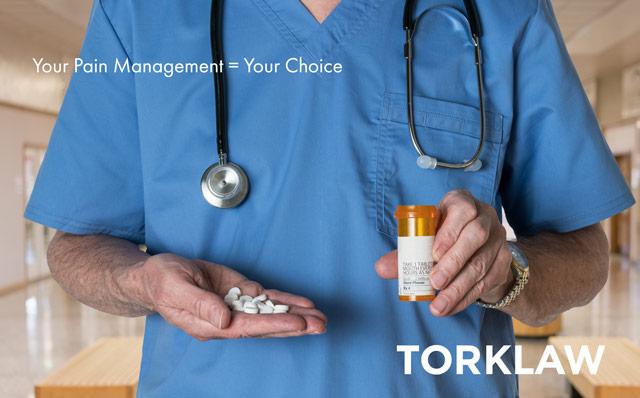 opioid pain medication pharmaceutical industry
