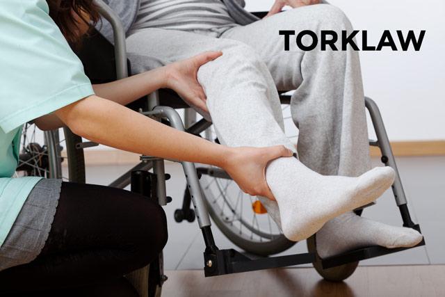 damages for pain suffering - broken bones