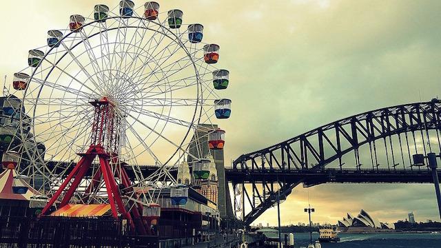 amusement park accident