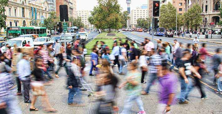 questions about driverless vehicles - pedestrian safety