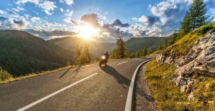 pikes peak international hill climb - motorcycle