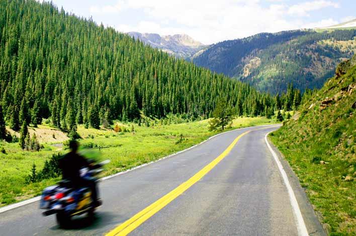 pikes peak international hill climb - motorcycle race