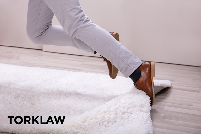 premises liability - slip and fall