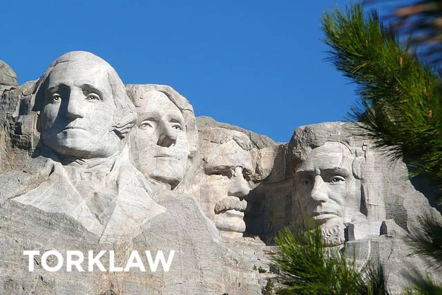 presidents' day - mt. rushmore