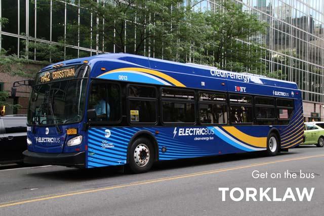 public transportation - bus