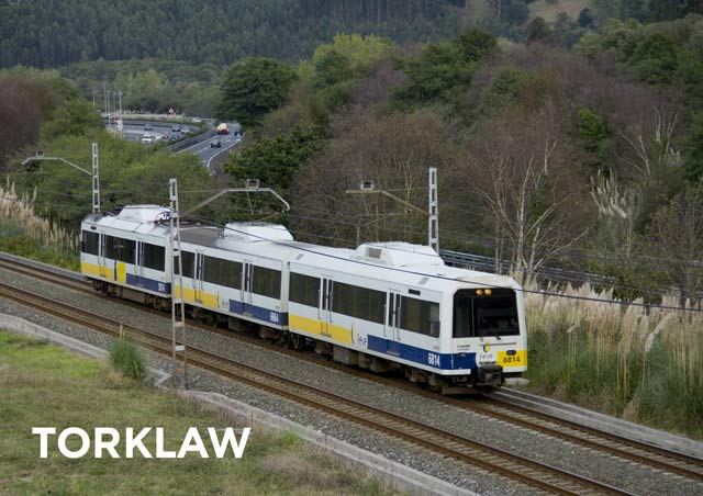 public transportation - train