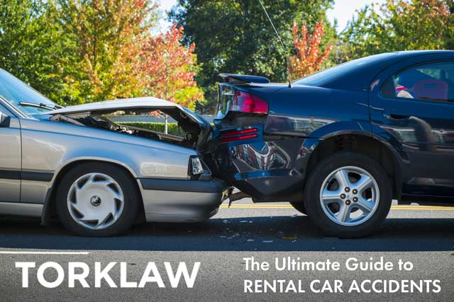 ultimate guide to rental car accidents