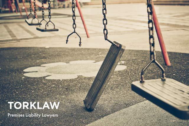 school district - premises liability