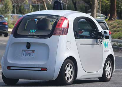 Less Common Car Accidents - self driving