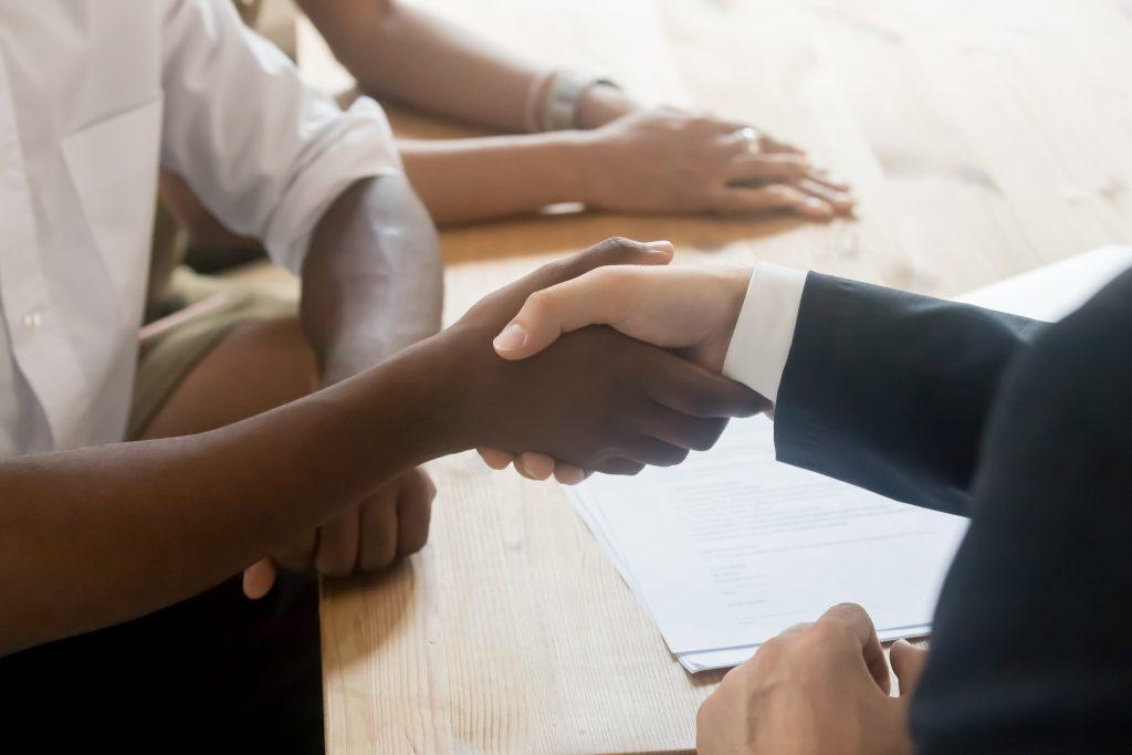 lawyer, hand shake, meeting, honest