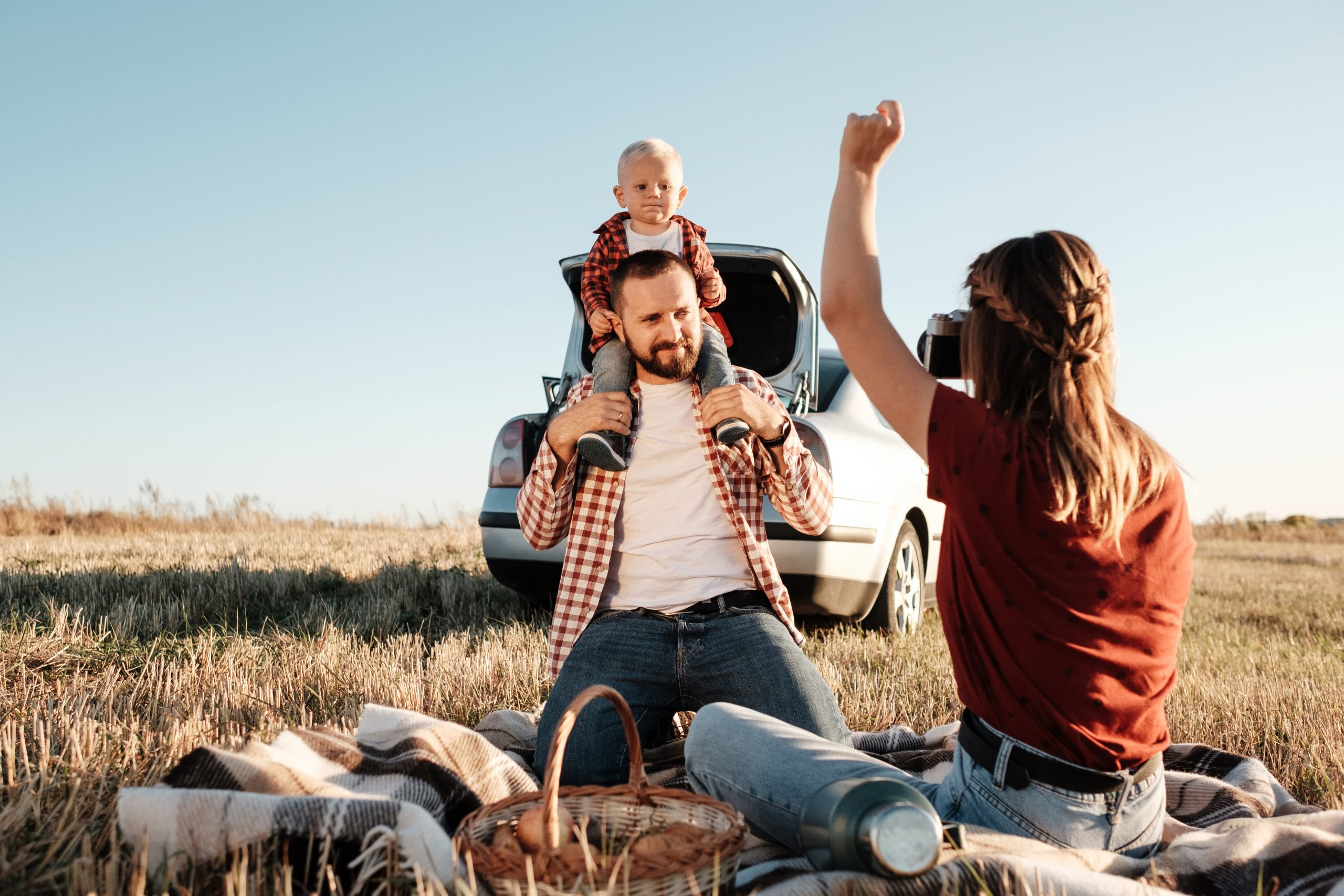 traveling with kids, family, road trip