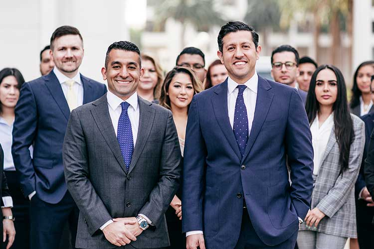 The TorkLaw Team of Personal Injury Lawyers