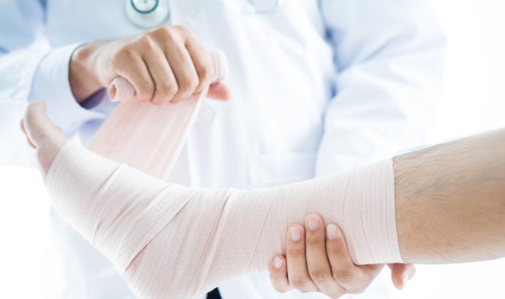 soft tissue injuries - sprains