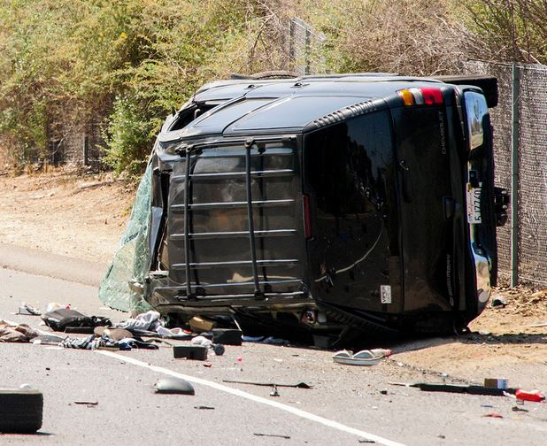 Spencer Becker Car Accident