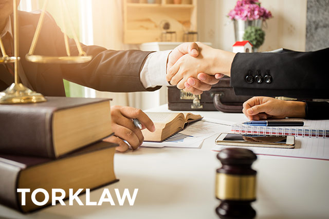 steps of a personal injury case