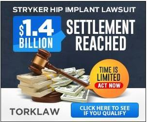 stryker hip implant lawyers