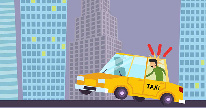 Taxi Accident Injury Lawyers