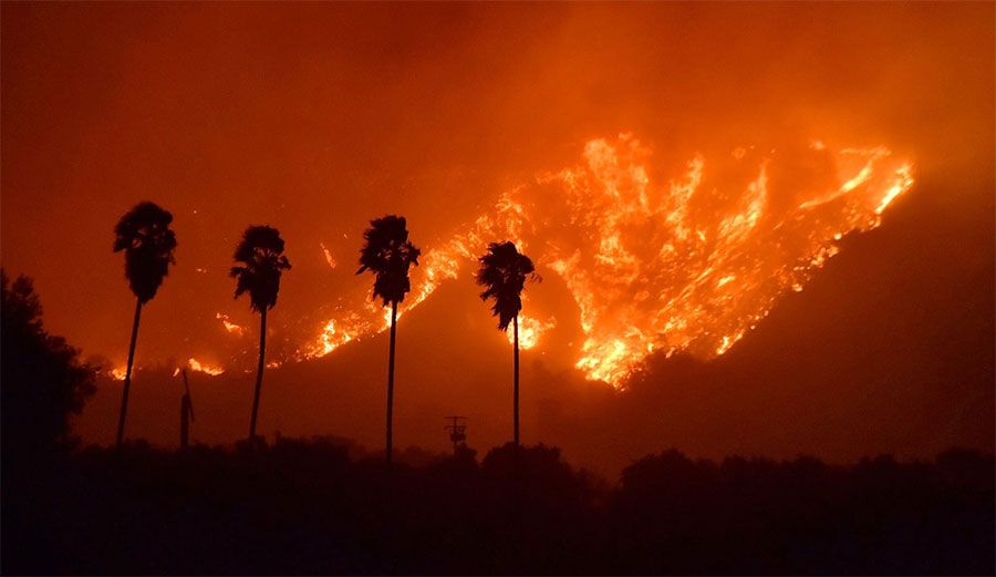 California Fire