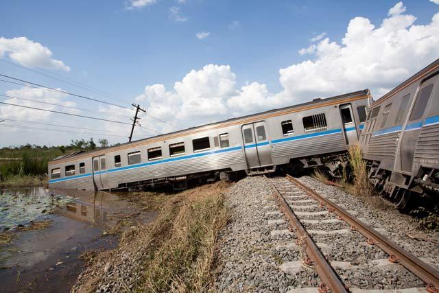 train accidents - derailment