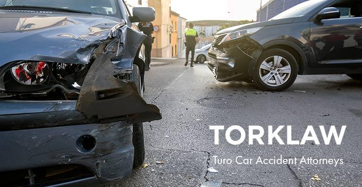turo car accident