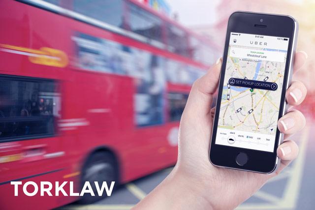uber lyft accidents - app