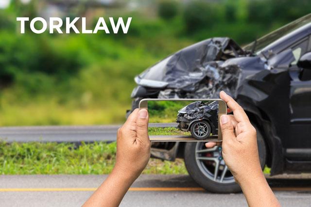 uber lyft accidents - document damage